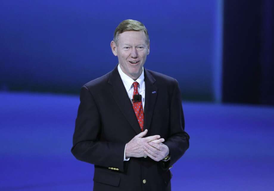 2. Alan R. Mulally Company: Ford Approval rating: 97% Photo: Carlos Osorio, Associated Press