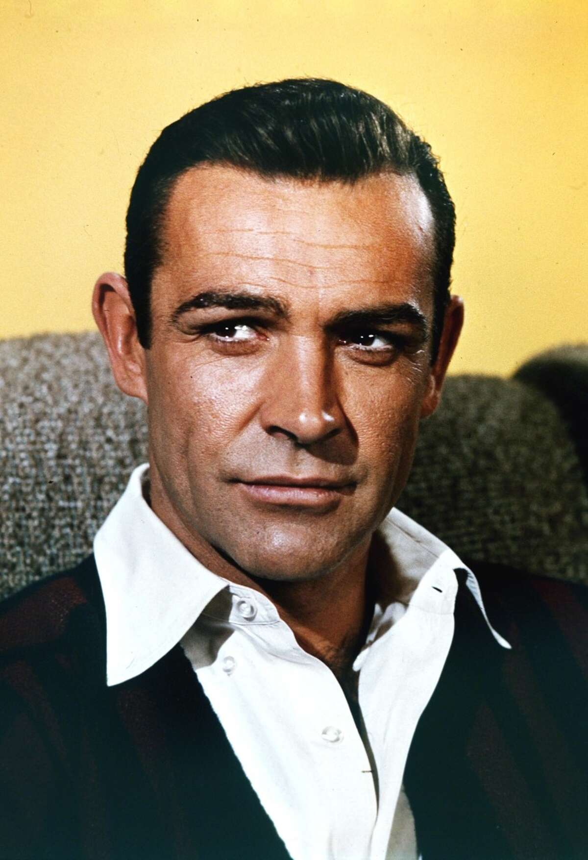 Born Bond Sean Connery once physically threw a gangster with the cartoon name of Johnny Stompanato off a set when the thug pointed a gun at him and co-star Lana Turner.