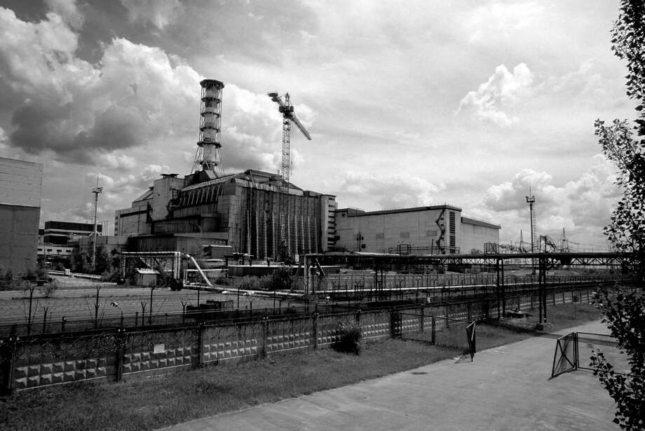 In 1986 the Soviet's Chernobyl Nuclear Power Plant, in what is now the Ukraine, suffered a catastrophic nuclear accident that sent radioactive materials spewing into the atmosphere. Considered the worst nuclear accident the world has ever seen, it forced the evacuation and resettlement of over 350,000 people, leaving the original site a contaminated, mostly abandoned ghost town. Photo: Enzo Signorelli, Getty Images / 2001 Enzo Signorelli