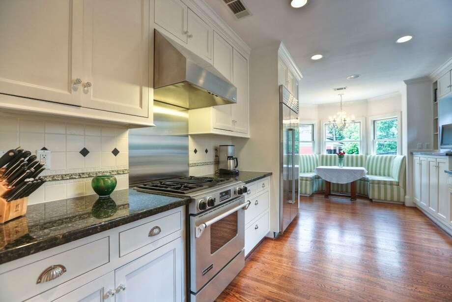 2108 Tangley: This 1938 home has 3 bedrooms, 2.5 bathrooms, and 2,648 square feet. Listed for $1,095,000. Open house: 3/23/2014, 3 p.m. to 5 p.m. Photo: Houston Association Of Realtors