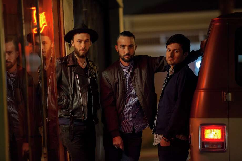 """Riverside's Naive Thieves will release its debut full length, """"Vamanos,"""" on April 29, three years after their debut self-released EP """"Le Sheik Phat."""" The new album includes a variety of instruments — from an upright baby grand and tac-pianos to a lap steel, omnichord and alto and tenor saxophones — to help create a vintage '50s/'60s pop sound. You can see them perform April 5 at Brick & Mortar."""