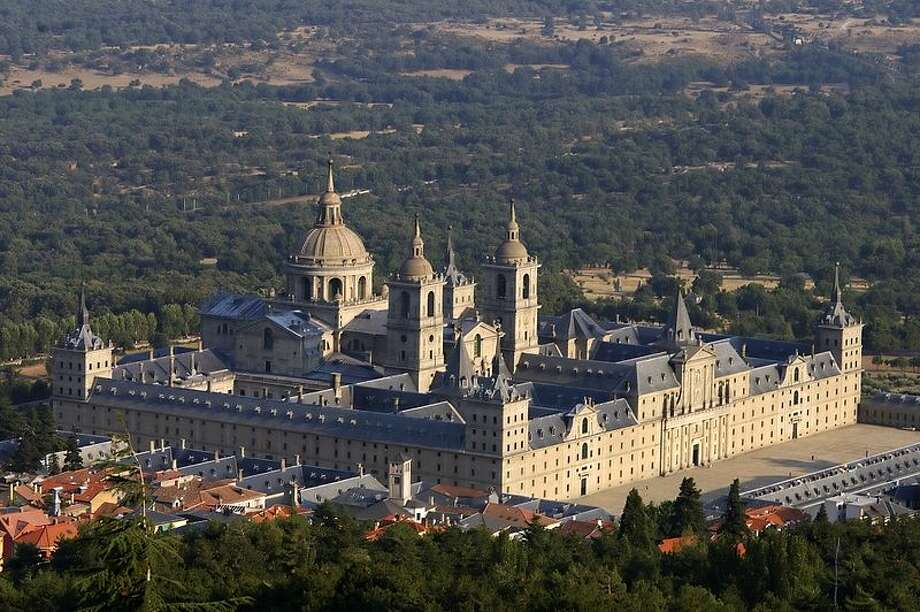 El Escorial in Spain.