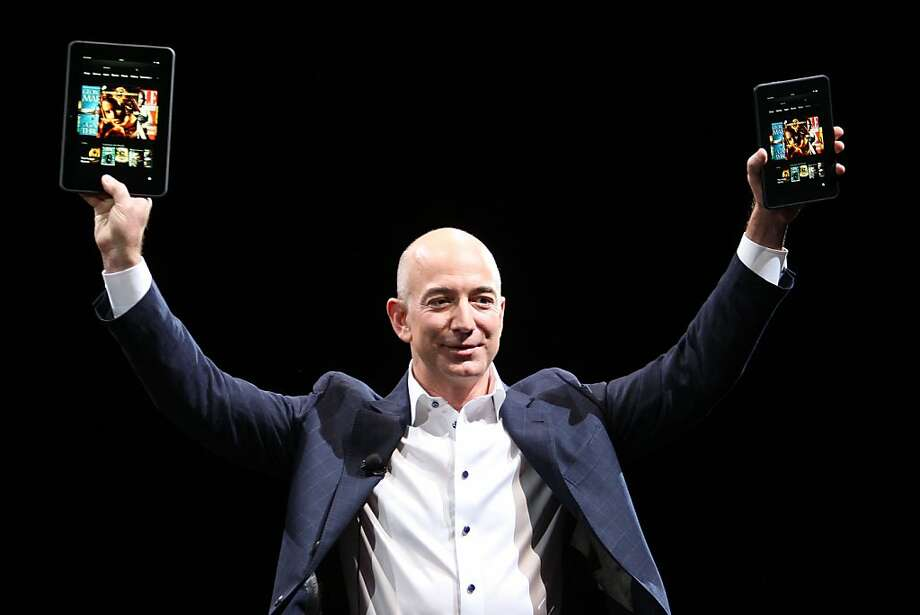 No. 10. Jeff Bezos, 50,