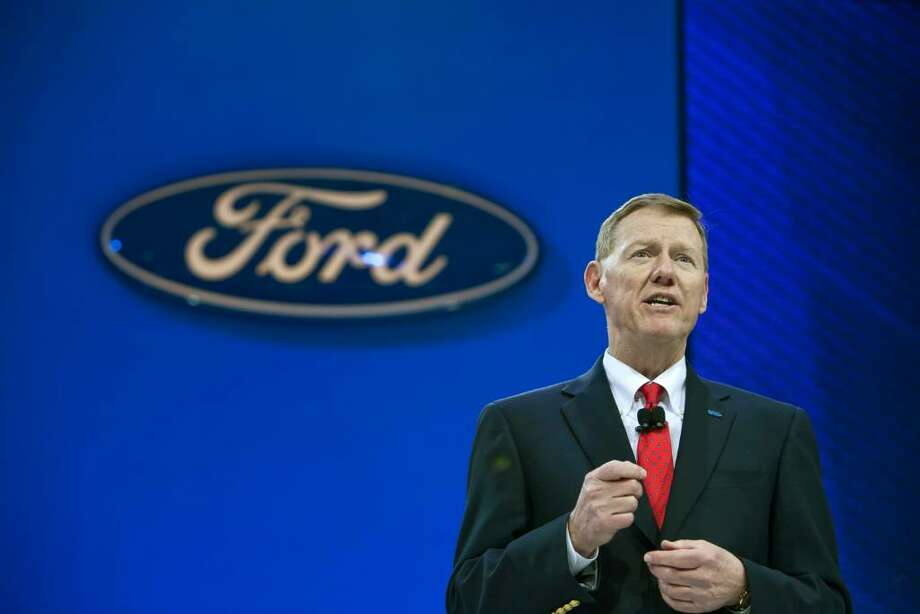 """3. Alan Mulally, 68, president and CEO of Ford Motor Co. """"Ford's miracle worker saved the company without resorting to bankruptcy or bailouts by doing what previous leaders had tried and failed to do: change Ford's risk-averse, reality-denying, CYA-based culture."""" Photo: Ramin Talaie, Getty Images / 2010 Getty Images"""