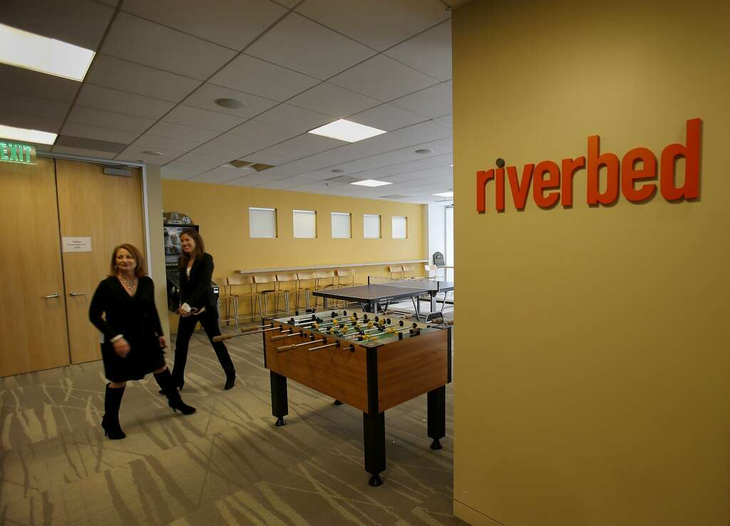 No perks? No problem for Riverbed Technology - SFGate