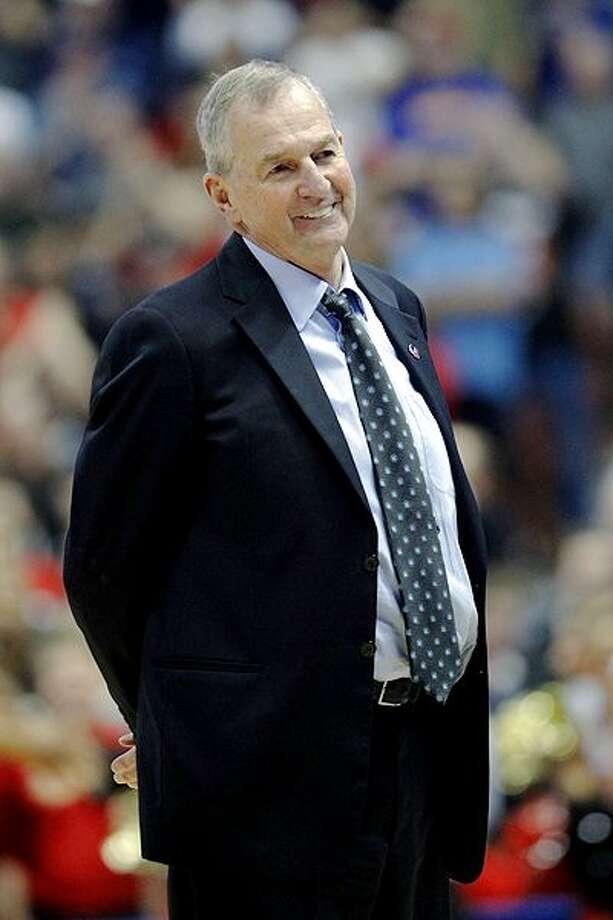 Jim Calhoun (AP)