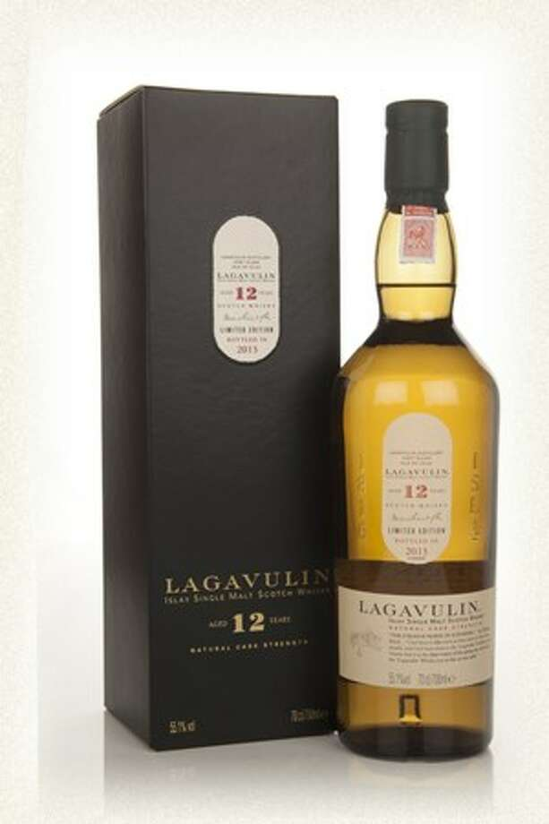 Lagavulin 12:  I look forward each year to the new Lagavulin 12, and this year brings another good one.  I prefer the 12 to the 16 year old that you usually see, and as this comes full-cask strength, it will last longer. $125.