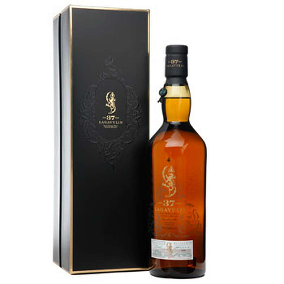 Lagavulin 37:  This was the revelation of the batch.  Really delicious, smoky, complex and smooth -- and only for the wealthy or crazy.  You can buy a bottle for $3,100.