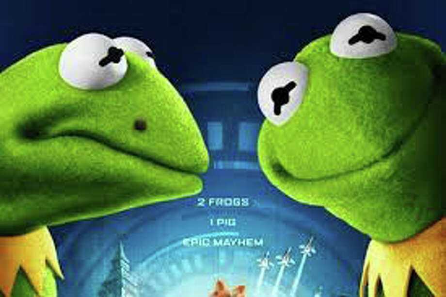 """Muppets Most Wanted"" follows Jim Henson's fuzzy fellows in a new, globe-trotting crime caper. Photo: Contributed Photo, Contributed / New Canaan News"