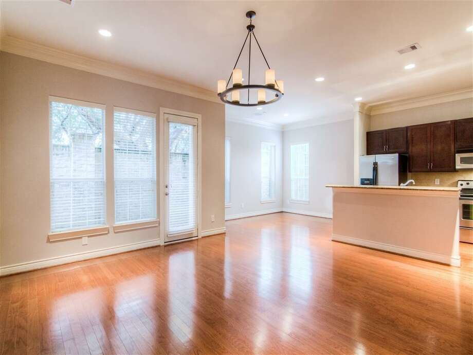 1520 Palmer: This 2005 home has 3-4 bedrooms, 3.5 bathrooms, 2,378 square feet, and is listed for $340,000. Photo: Houston Association Of Realtors
