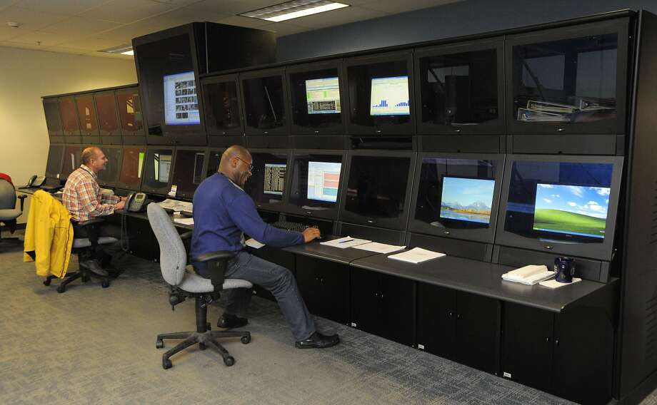 Several Johns Hopkins University sites are monitored from a Baltimore operations center. Photo: Lloyd Fox, McClatchy-Tribune News Service