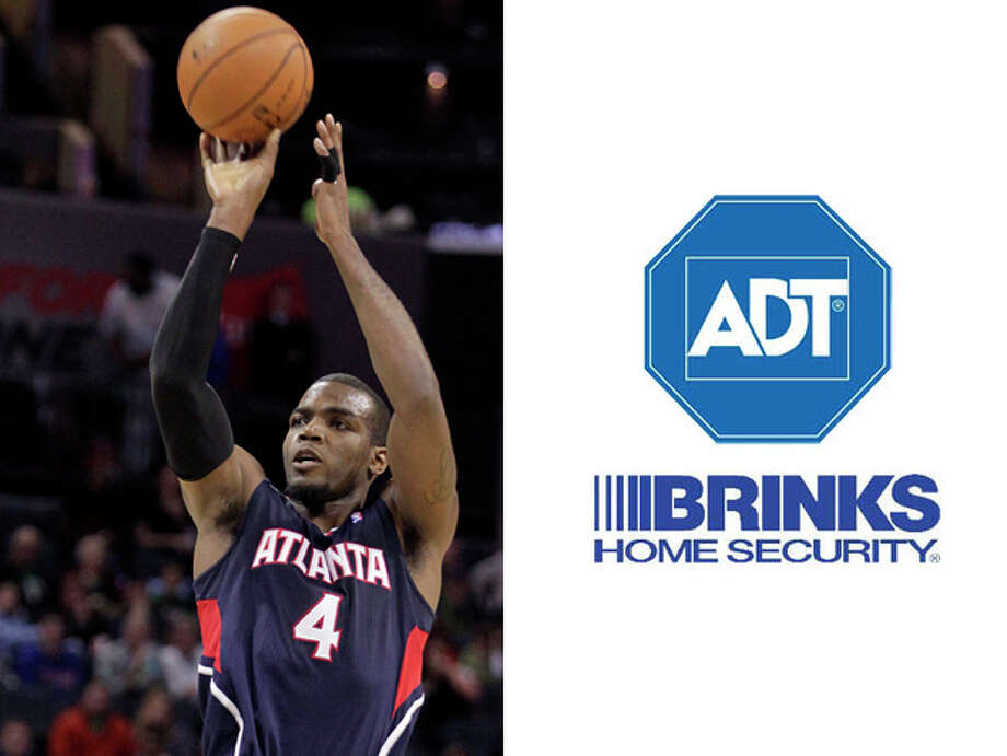Atlanta Hawks / ADT Brinks Home Security:Because if those rumors of Justin Bieber moving to Atlanta are true, we know Hawks fans will want to keep him away from the 18,238 seats at Philips Arena. Photo: Bob Leverone, AP / FR170480 AP
