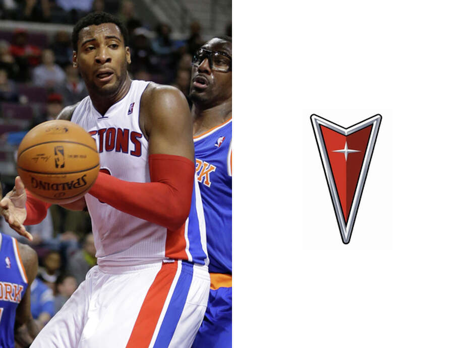 Detroit Pistons / Pontiac:Both called Michigan home and both were great once. Not so much any more. The Pistons these days are about as lively as the now-defunct car brand. Photo: Carlos Osorio, AP / AP