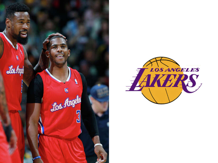 Los Angeles Clippers / Los Angeles Lakers: It doesn't matter how good Chris Paul is, until you put a Lakers logo on their jersey, a large chunk of NBA fans just won't care about the Clippers. Photo: David Zalubowski, ASSOCIATED PRESS / AP2014