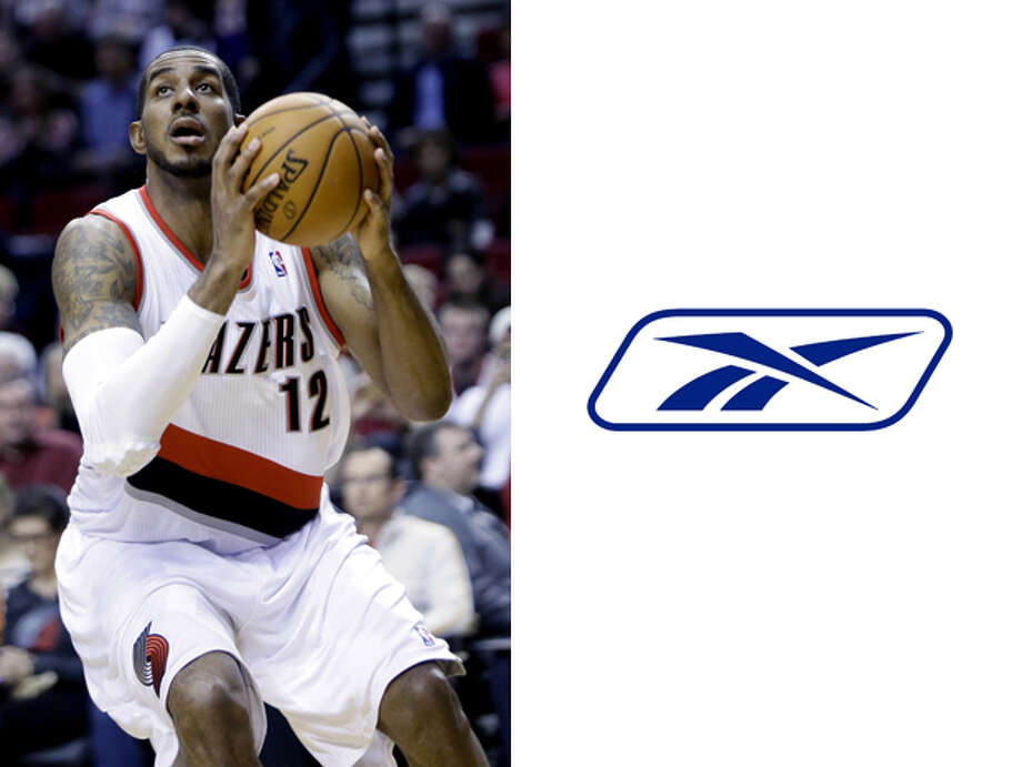 Portland Trail Blazers / Reebok: Mostly just to tick off Nike, which also calls Oregon home. Photo: Don Ryan, AP / AP