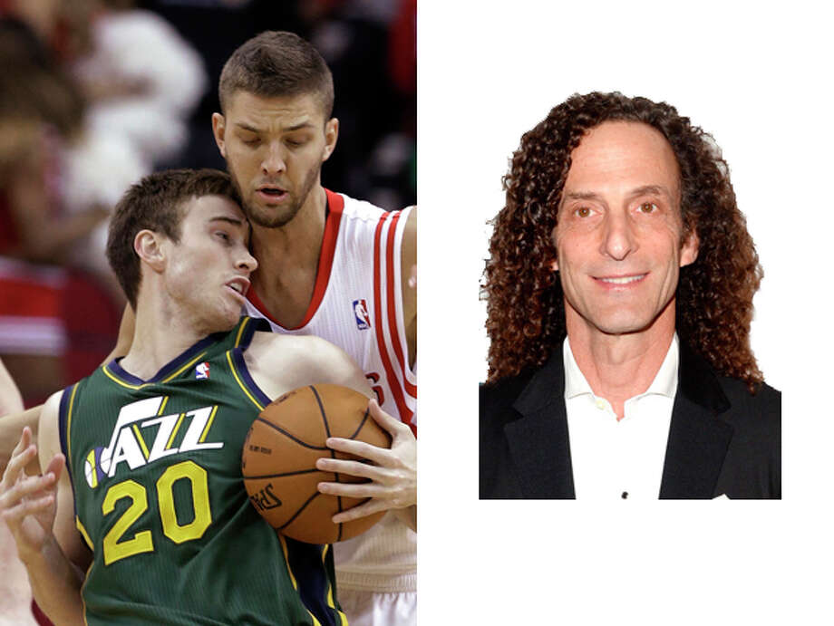 Utah Jazz / Kenny G: Because nothing carries on the rich, soulful tradition of jazz quite like Salt Lake City or Kenny G. Photo: Pat Sullivan, AP / AP