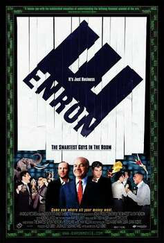 Enron: The Smartest Guys in the Room, 2005, Houston Businessmen in expensive suits wreak havoc on the city.