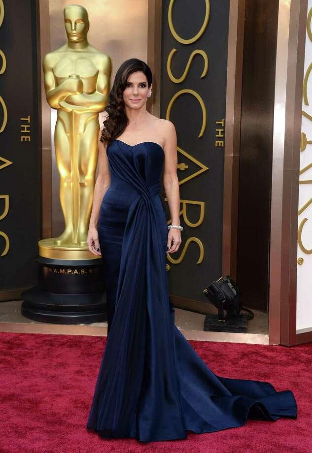 Sandra Bullock, actress, age 49:$63 million (est.). Source: Parade Photo: Jordan Strauss, INVL / Invision