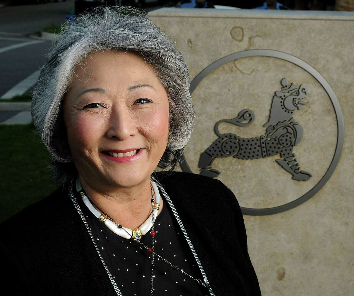 Donna Fujimoto Cole helped get the Congressional Gold Medal awarded to Japanese-American soldiers who fought in World War II.