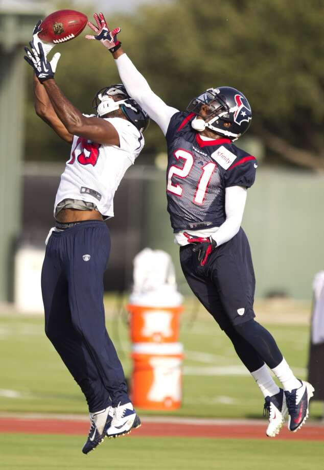 Brice McCain  Age: 27  Experience: 5 years  Position: Cornerback Free-Agent Status: Signed with Pittsburgh Steelers Photo: Brett Coomer  , Houston Chronicle