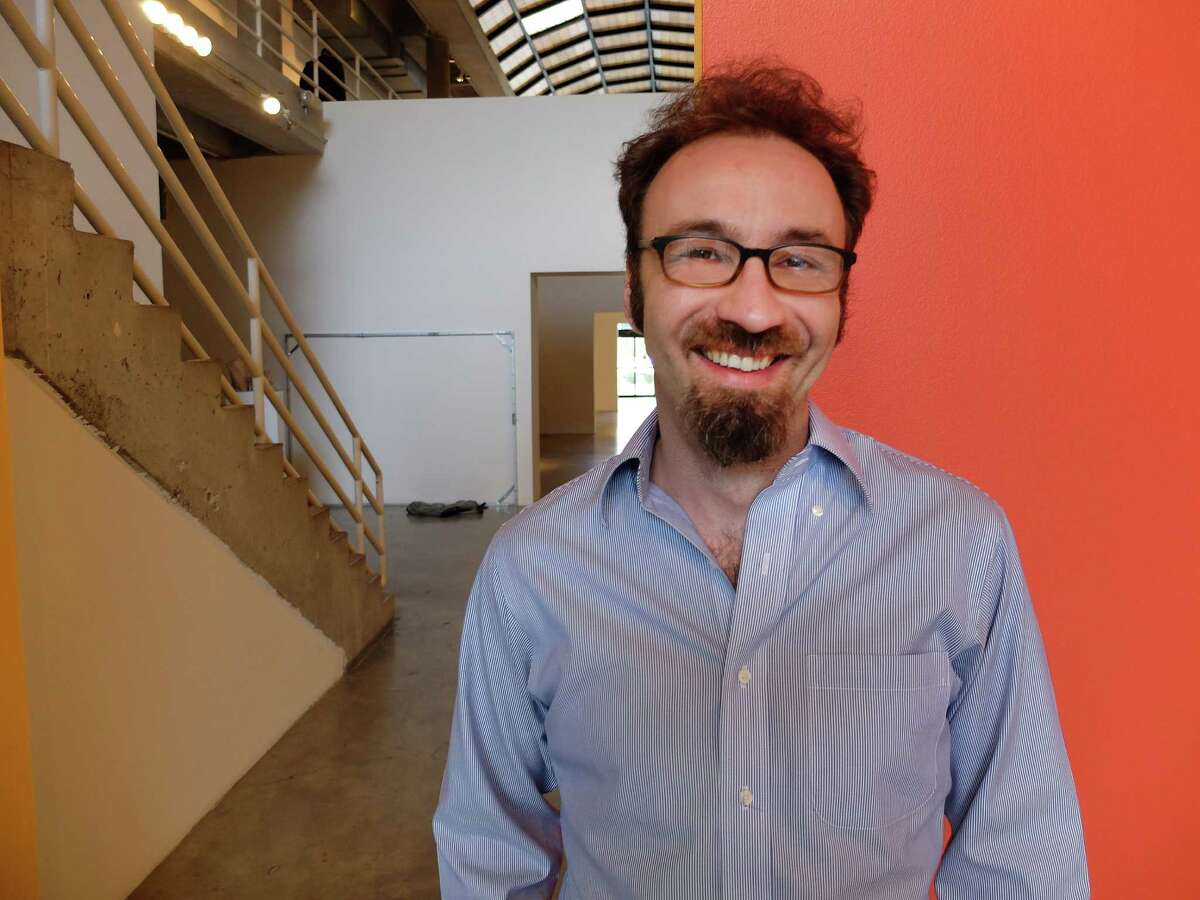 Pete Gershon, the coordinator of the Core Residency program at the Glassell School of Art, has written