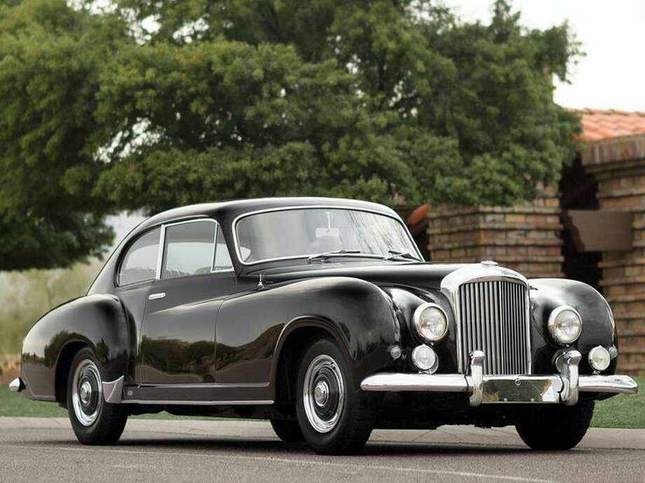 1954 Bentley R-Type Continental Fastback Sports Saloon Photo: Patrick Ernzen, Courtesy Of RM Auctions / Patrick Ernzen ©2014 Courtesy of RM Auctions