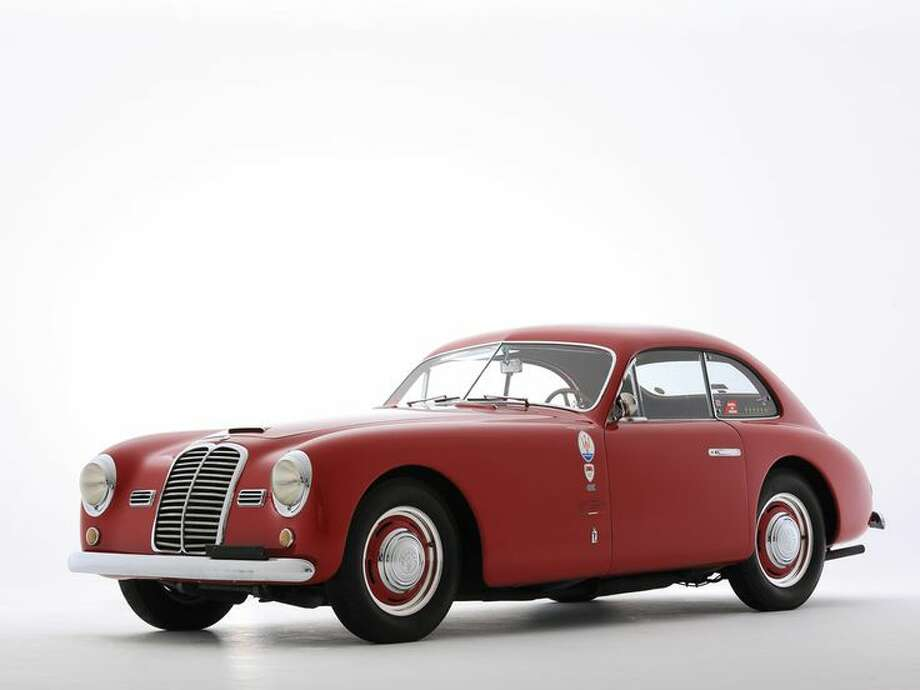 1950 Maserati A6 1500 Turismo Photo: Courtesy Of RM Auctions