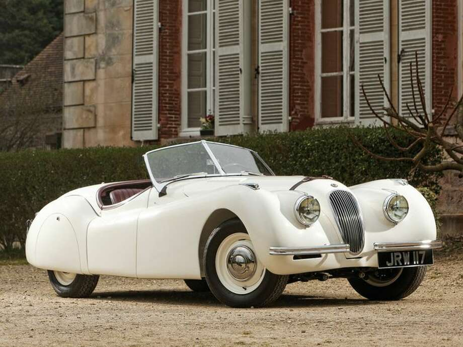 1949 Jaguar XK120 Alloy Roadste Photo: Bernard Canonne, Courtesy Of RM Auctions / Bernard Canonne ©2014 Courtesy of RM Auctions