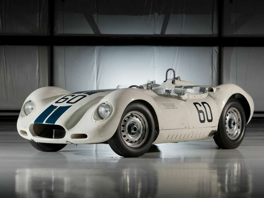 1958 Lister-Jaguar 'Knobbly' Prototype Photo: Darin Schnabel, Courtesy Of RM Auctions / Darin Schnabel ©2013 Courtesy of RM Auctions