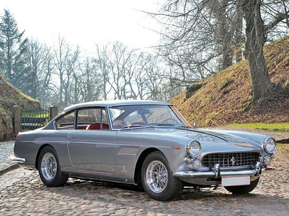 1962 Ferrari 250 GTE 2+2 Series II Photo: Tim Scott, Courtesy Of RM Auctions / Tim Scott ©2014 Courtesy of RM Auctions