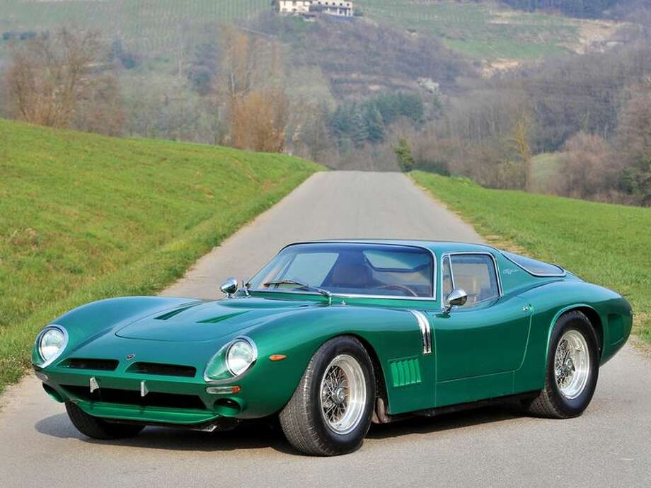 1968 Bizzarrini 5300 GT Strada Alloy Photo: Tim Scott, Courtesy Of RM Auctions / Tim Scott ©2014 Courtesy of RM Auctions