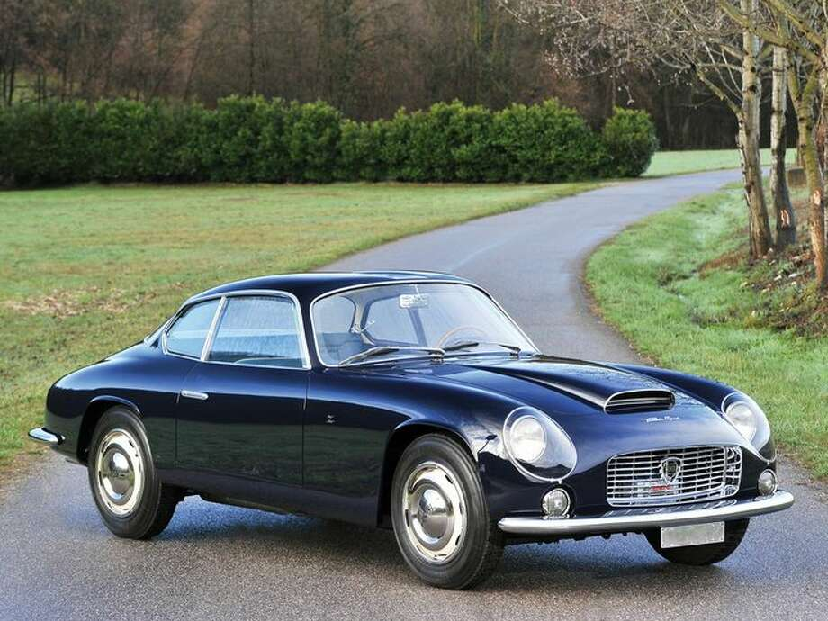 1959 Lancia Flaminia Sport Photo: Tim Scott, Courtesy Of RM Auctions / Tim Scott ©2014 Courtesy of RM Auctions
