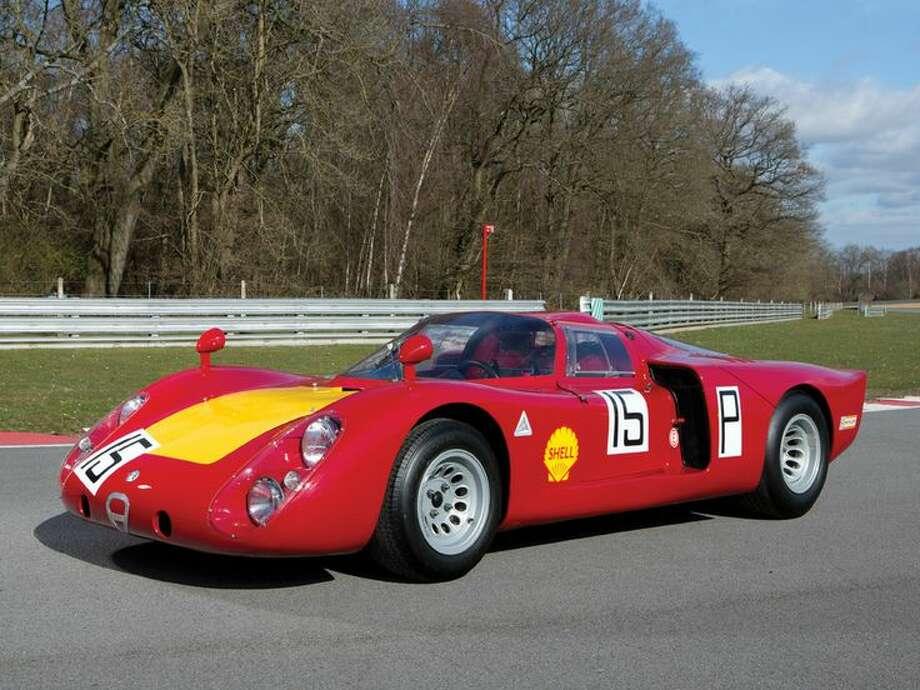 1968 Alfa Romeo Tipo 33/2 Daytona Photo: Courtesy Of RM Auctions