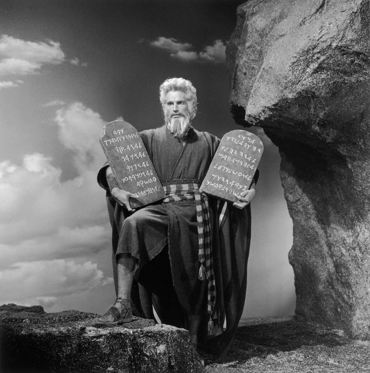 """Moses Issue: The Texas Freedom Network said multiple textbooks incorrectly link foundational elements of American democracy and legal tradition to the teachings of Moses and other religious leaders. For example, Pearson Education's American government textbook says the Constitution was part of a """"tradition familiar with the Ten Commandments as a guide for moral behavior."""" McGraw-Hill states the Constitution was based in part on the Judeo-Christian concept of a covenant between a people and their God. Outcome: These passages remain because Texas curriculum standards require the teaching of Moses in social studies classes."""