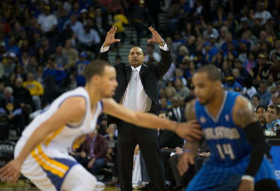 Coach Mark Jackson says becoming a mature offensive team like the Spurs takes time. Photo: Kelley L Cox, Reuters