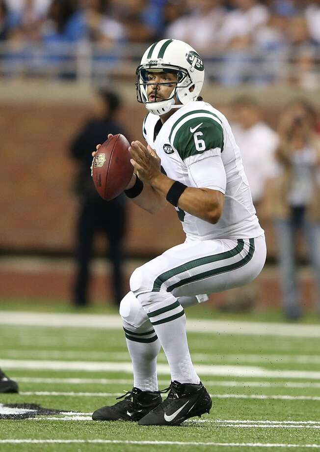 Mark Sanchez  Position: QB  Status: Signed with Philadelphia Eagles Photo: Leon Halip, Getty Images