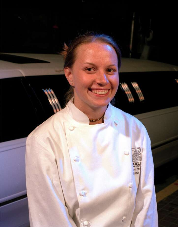 Melissa Perello, 2002.  Then: 25-year-old chef of Charles Nob Hill. Now: Chef-owner of Frances, her popular Castro restaurant, which she opened in late 2009. Today, she holds 3 Chronicle stars and 1 Michelin star. Photo: Darryl Bush, Sfc