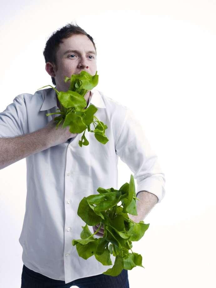 Joshua Skenes, 2010.   Then: Chef-owner of Saison. Now: Chef-owner of Saison. Photo: John Lee, The Chronicle