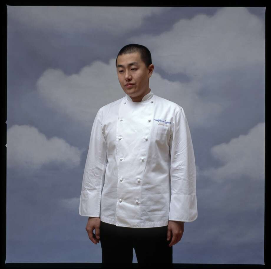 Corey Lee 2006 Then: Chef de cuisine at the French Laundry. Now: Chef-owner of Benu Photo: John Lee, SFC