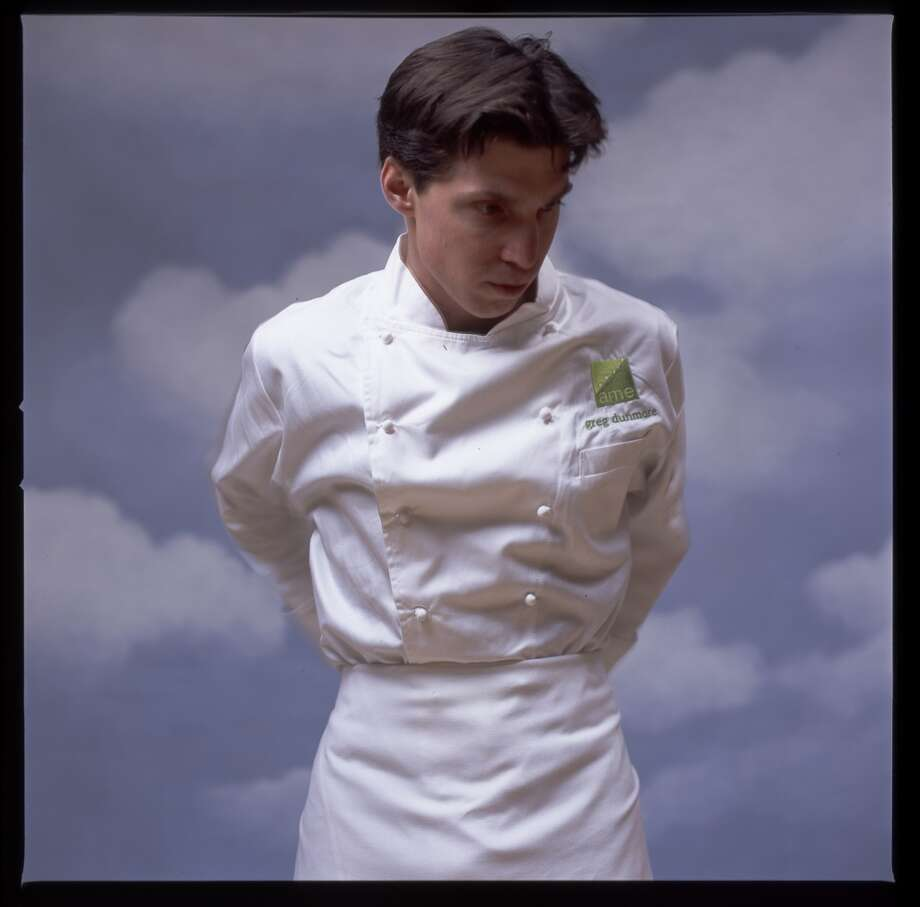 Greg Dunmore, 2006 Then: Executive chef at Ame. Now: Chef-owner of Nojo. Photo: John Lee, SFC