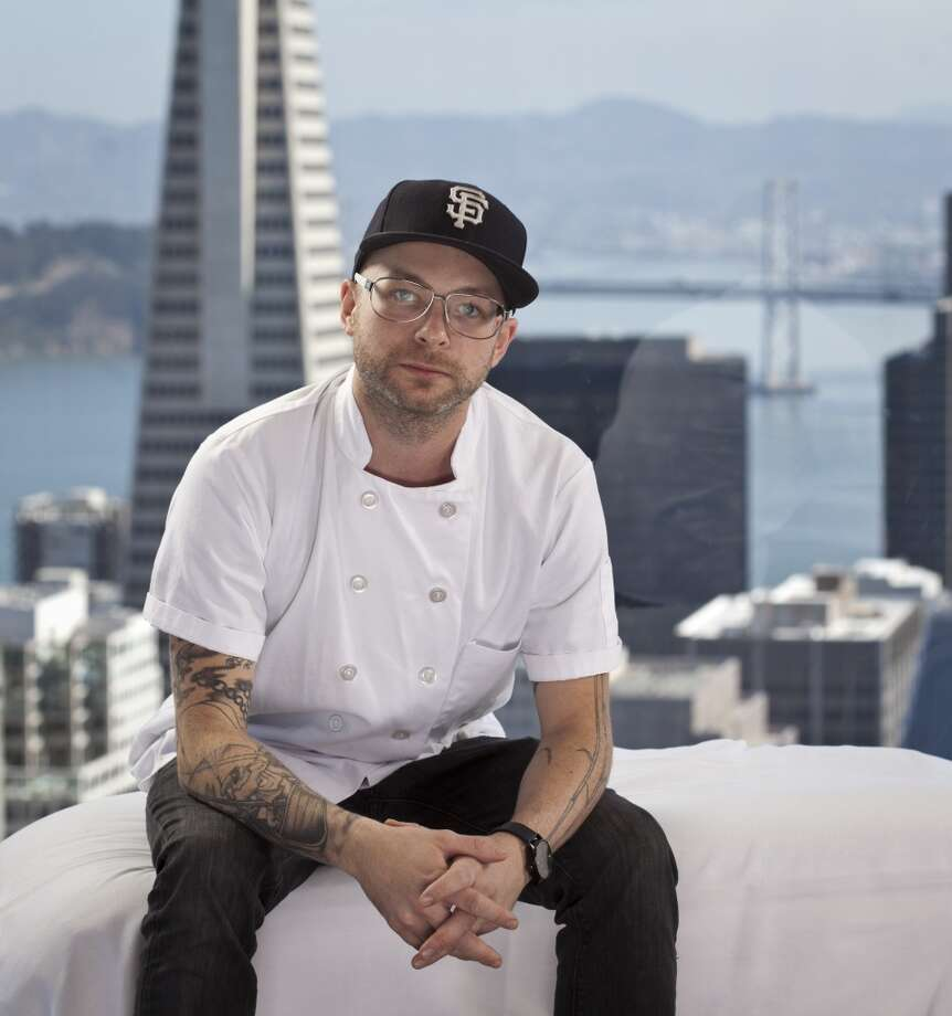 Anthony Strong, 2012.  Then: Chef at Locanda. Now: Chef at Locanda. Photo: Russell Yip, The Chronicle