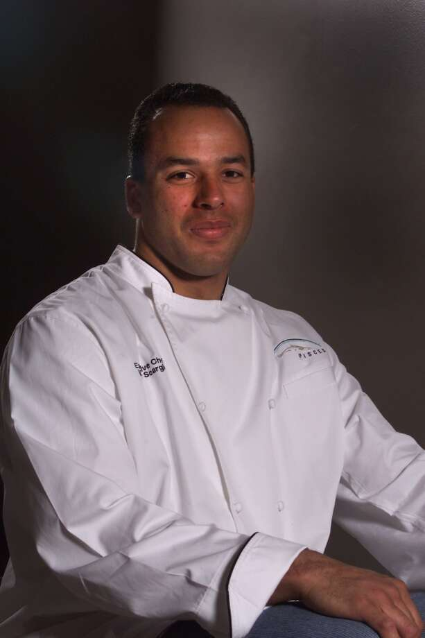 Victor Scargle, 2000. Then: Chef at the Aqua Group's Pisces. Now: Chef  at Bardessono. Photo: VINCE MAGGIORA, SFC