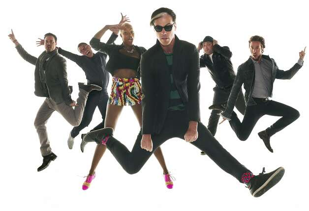 Fitz and the Tantrums will perform June 12 at Alive at Five. Photo: BB Gun Press