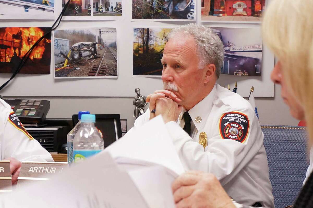 The Fire Commission Friday night voted to not renew Deputy Chief Art Reid's contract when it expires in December.
