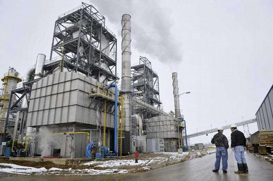 Valero Energy Corp. has purchased this 110 million-gallon ethanol plant in Mount Vernon, Ind. The facility has been closed for two years. Photo: Courtesy Photo / COURTESY OF AVENTINE