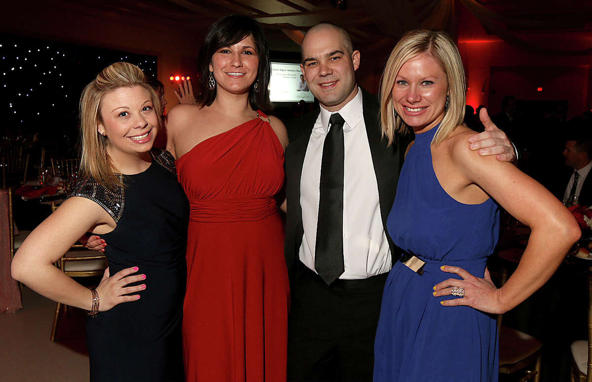 Were you Seen at the 31st Annual Capital Region Heart Ball, a benefit for the American Heart Association, at the Saratoga City Center in Saratoga Springs on Friday, March 21, 2014?