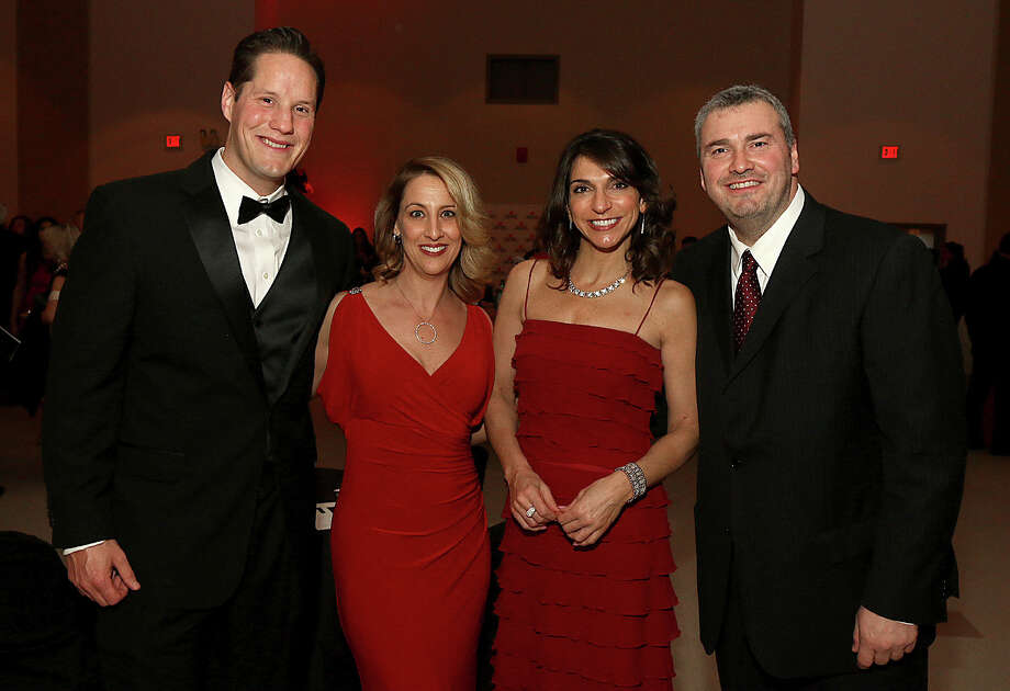 Were you Seen at the 31st Annual Capital Region Heart Ball, a benefit for the American Heart Association, at the Saratoga City Center in Saratoga Springs on Friday, March 21, 2014? Photo: (C) JOE PUTROCK 2014, Joe Putrock/Special To The Times Union