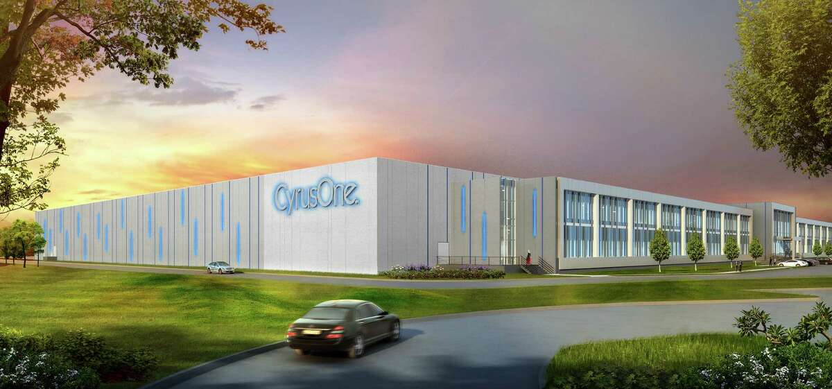 CyrusOne's third multi-tenant data center at its Houston West campus at11003 Corporate Centre Drive will include 428,000 square feet of raised-floor space, 86,000 square feet of office space and up to 96 megawatts of critical load when completed.