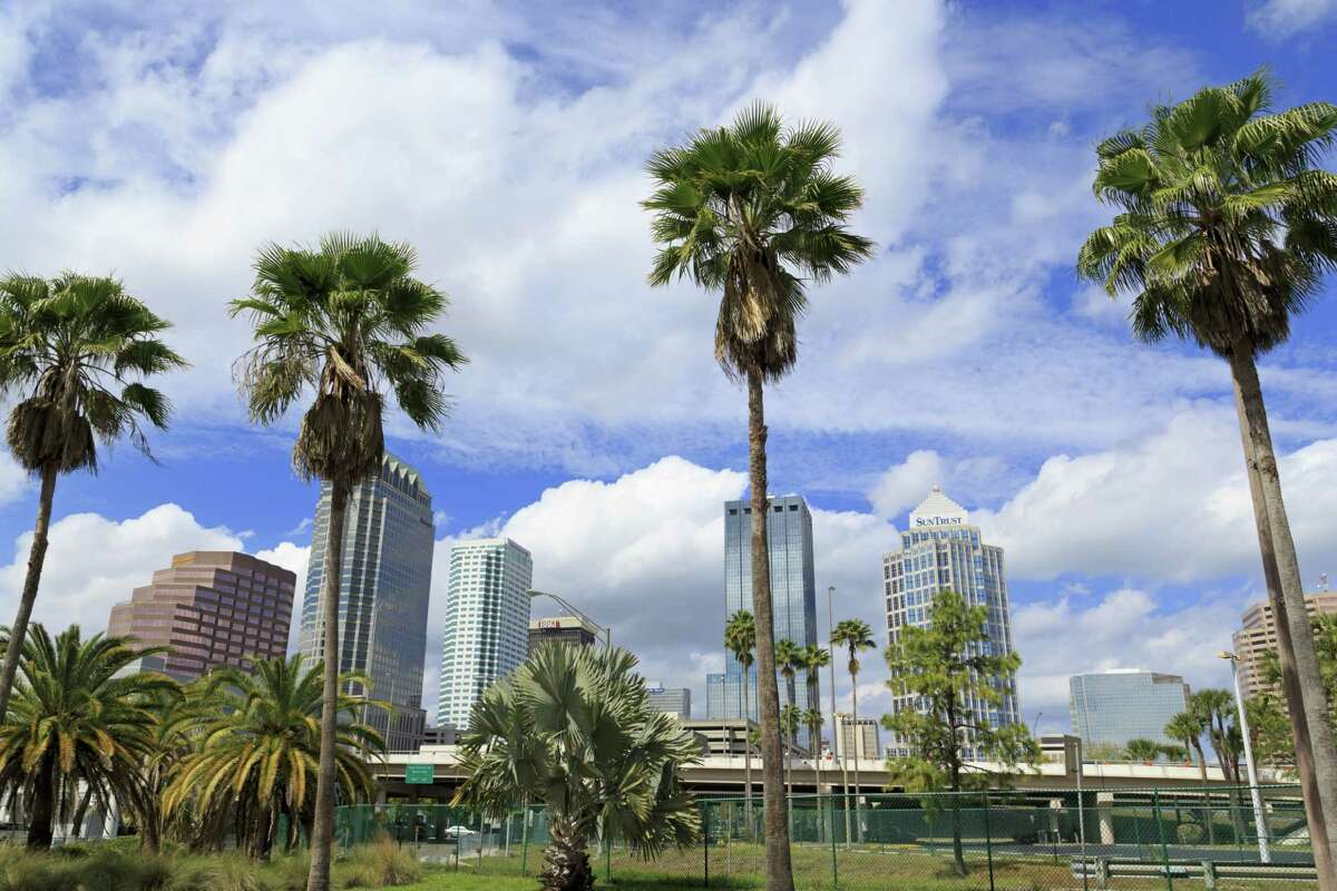 8. Tampa, FL Overall percent satisfied with dating scene: 50.9Source: apartmentlist.com