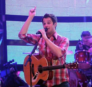 Easton Corbin, March 21  What Corbin lacked in razzle-dazzle he made up for with authenticity. He has a voice and easy presence that hovers somewhere between Dierks Bentley and George Strait. Photo: Dave Rossman, For The Houston Chronicle